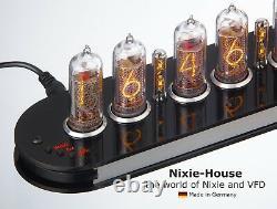 Horloge Nixie, Horloge Tube Nixie, Nixie Uhr, Nixie In-14 Made In Germany