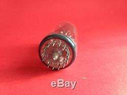 In18 In18 De Tube Nixie Pour Vintage Horloge Nos 6pcs Rare Teste + Garantie