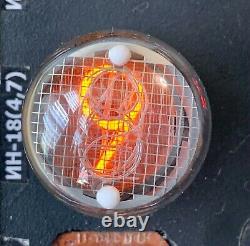 In4 In-4 -4 Tube Indicateur Nixie Pour Couche, Utilisé, Lot 96 Pcs