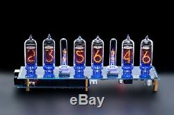 In-14 Arduino Shield Nixie Tube Clock Tubes Colonnes Rapide 3-5 Jours