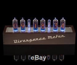 In-14 Nixie Horloge Tubes, Musicale, Usb, Rgb, Arduino, Divergence Meter Gra & Afch
