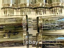 In-18 In18 -18 Gazotron. Tube Nixie Pour Horloge. Nouveau. Lot 9 Pcs