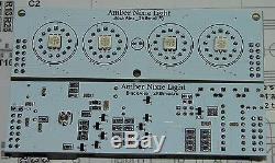 Kit D'horloge De Tube Nixie 2.3 In-14 Tubes Et Multicolore Rétro-éclairage Rgb Dans Une Boîte En Bois