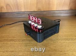 Led Nixie Tube Clock L'horloge Numatron