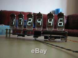 Les Tubes Iv11 Vsf Temps Wifi Ntp (ère Nixie) Réveil Kit Thermomètre