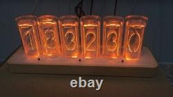 Moderne Numérique Rgb Led Clock Home Décor Réveil No Vintage Nixie Tube Clock