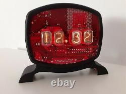 Monjibox Nixie Clock Uhr Avec Tubes In12 Pour It Man