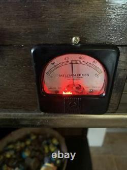 Nixie Horloge In-14 Steampunk. Métro Militaire De Westinghouse Jan-cwl-860. Modèle D'anneau