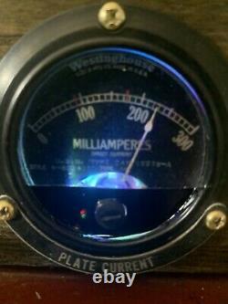 Nixie Horloge In-14 Steampunk. Militaire Westinghouse Jan-cwl-860 Tube. Modèle Anneau