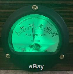 Nixie Horloge In-14 Steampunk. Rvb Lit Rca Radiotron Tube Ux-852. Ezekiel Anneau