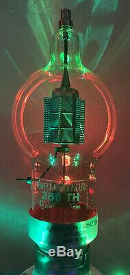 Nixie Horloge In-14 Tube. Le Style Steampunk. Lit Jan Tube 250-th. Ezekiel Anneau