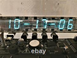 Nixie Horloge Tube De Glace Iv-18 Vfd Adafruit Cadeau Unique Pour Lui Papa Frère
