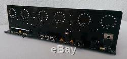 Nixie Horloge Tube Kit 6x Lc-513 Z560m Zm1020 Date De Tubes De Température Non Inclus