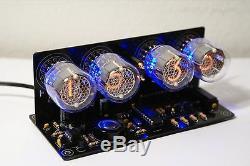 Nixie Horloge Tube Kit Avec Des Tubes D'alarme Lc-513 Z560m Led Pas Inclus