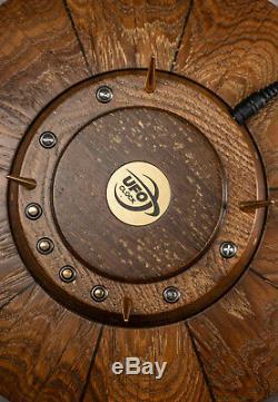 Nixie Röhren Uhr In-14 Jahrgang Retro Uhr Röhre Tischuhr Nixie Tube Clock Ufo-st