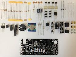 Nixie Tube Clock Kit Bricolage. Non In-16 Tubes