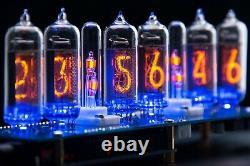 Nixie Tube Horloge Diy Kit In-14 Arduino Shield Ncs314 12/24h Avec Options