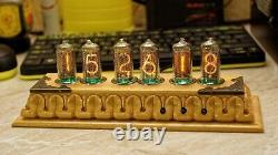 Nixie Tube Horloge In-8-2 6 Tubes Rgb Corps