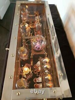 Nixie Tube Horloge Tesla-punk Éclairage Design