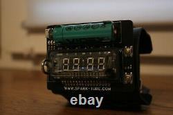 Nixie Tube Wrist Watch Vfd Era Clock Fondé Sur Ivl2-7/5, Expédition Des États-unis
