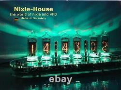 Nixie Uhr, Nixie In 14, Nixie Horloge, Nixie Tube, Fait En Allemagne