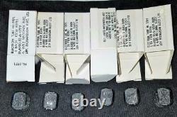 Nl5971, B5971, B-5971 Tubes Alphanumériques Nixie 6 Pièces, Nos/nib, Mod-six Horloge