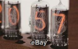 Nouveau Kiban Honten Bureau Horloge Nixie Tube Clock-froid Affichage De Cathode En Provenance Du Japon F / S