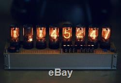 Stein Porte Divergence Mètre Nl5441a Nixie Tube Clock Limitée