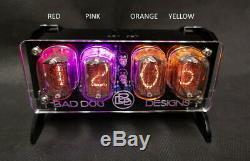 Tube De Bureau Nixie Clock Designs De Bad Dog Junior '