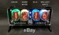 Tube De Bureau Nixie Horloge De Bad Dog Designs Junior '