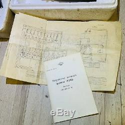 Tubes Compteur D'horloge Vintage Nixie Dispositif In-14 F-260 Industriel Nos Box