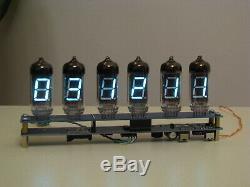 Tubes Iv11 Vfd Horloge D'alarme (ère Nixie) Kit Monté Monjibox