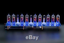 Tubes Nixie Horloge Arduino Shield Ncs314-8c Pour 8pcs In-14 + In19 Nixie Tubes