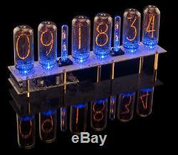 Tubes Nixie Horloge In-18 Pcb Pour 4 Assemblé, 6, 8 Tubes, Bricolage, Arduino No Tubes