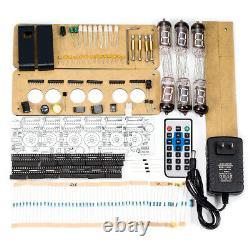 Vintage Iv-11(-11) Vfd Réveil Diy Kit Nixie Tube Era Display Ir Remote