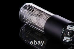 Zin18 In18 Nixie Tube Black Aluminium Base Bigger Size 15 Years Warranty