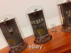 Zm1042 Z566m Z5660m Zm1040 Nixie Tubes Horloge Boîtier En Bois